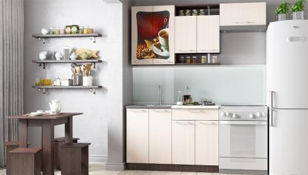 Кухонный гарнитур Легенда 8 (1,2м)