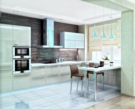Кухонный гарнитур Аттика