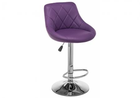 Барный стул Камнт фиолетовый