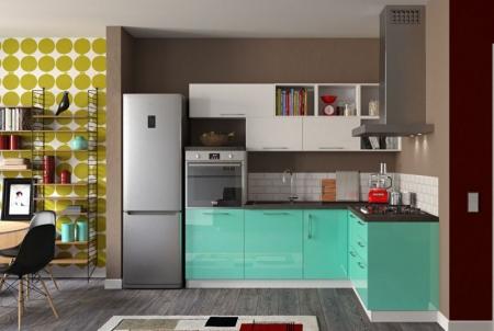 Кухонный гарнитур Мята