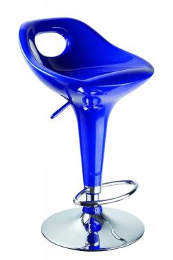 Барный стул Malibu синий