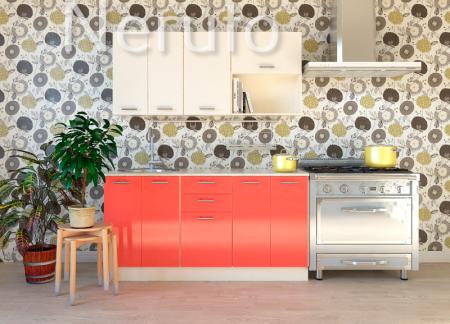 Кухонный гарнитур Коралл 1600