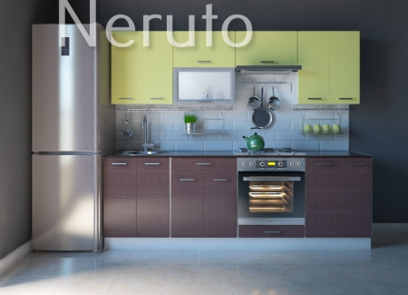 Кухонный гарнитур Весна 2400