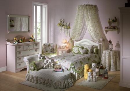 Кровать Маленькая принцесса