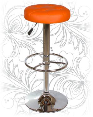 Барный стул 5008 Оранжевый