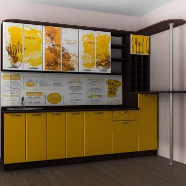 Кухонный гарнитур Меню