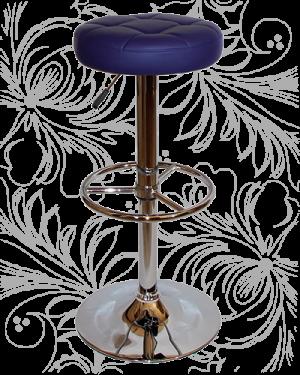 Барный стул 5008 Синий