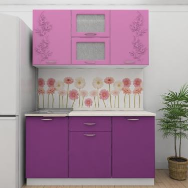 Кухонный гарнитур Цветы