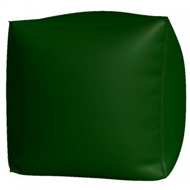 Пуфик Куб макси зеленый