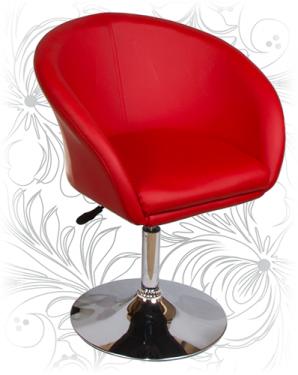 Кресло 8600 красное