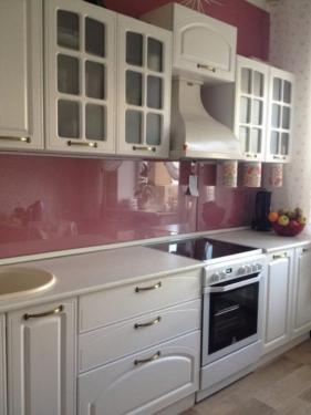 Кухонный гарнитур Фьюжн ясень белый