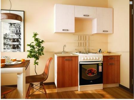 Кухонный гарнитур Мишель 1,6 метра