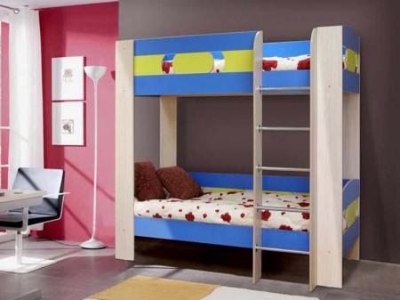 Кровать двухярусная №6