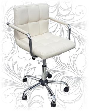 Барный стул 9400 кремовый