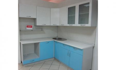 Кухонный гарнитур Кухня Лазурь (угл)