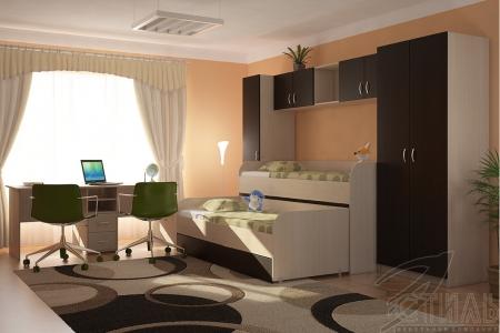 Мебель для детской комнаты Мийа 2
