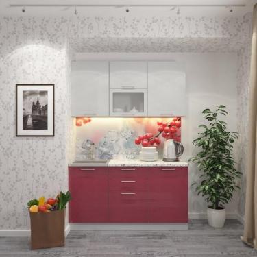 Кухонны гарнитур Клюква 1500