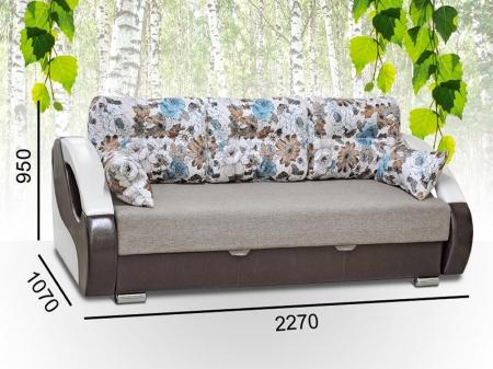 Виктория 3 диван-кровать + 2 кресла-кровати