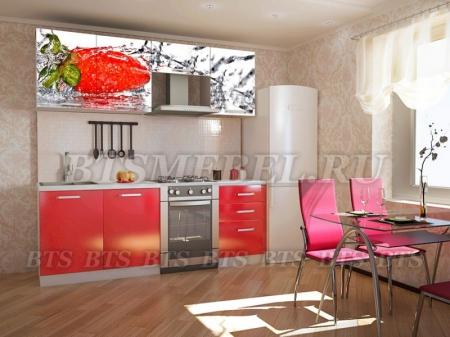 Кухонный гарнитур Клубника 2100