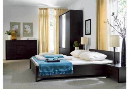 Модульная спальня Каспиан